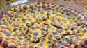 More pictures of Blueberry Clafouti