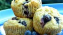 More pictures of Melt-In-Your-Mouth Blueberry Muffins