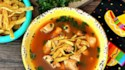 More pictures of Quick and Easy Chicken Tortilla Soup