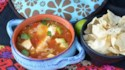 More pictures of The World's Best Tortilla Soup