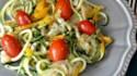 More pictures of Zucchini Noodle Primavera