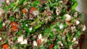 More pictures of Red Quinoa and Tuscan Kale