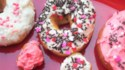 More pictures of Crispy and Creamy Doughnuts