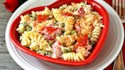 More pictures of Zesty Cold Chicken Pasta Salad
