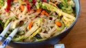 More pictures of Thai Rice Noodle Salad