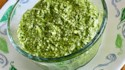 More pictures of Spinach Walnut Pesto