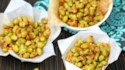 More pictures of Crispy Baked Parmesan Garlic Edamame