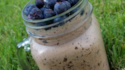 More pictures of Vanilla Blueberry Blended Coffee