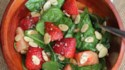 More pictures of Strawberry Spinach Salad I