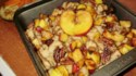 More pictures of Peach Monkey Bread