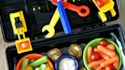 More pictures of Kid-Approved Bento Toolbox Lunch