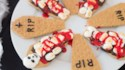 More pictures of Bloody Skeleton S'mores