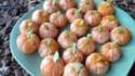 More pictures of Mandarin Pumpkins (Healthy Halloween Snack)