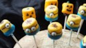 More pictures of Minions Marshmallow Pops