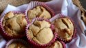 More pictures of Persimmon Muffins