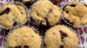 More pictures of Vegan Blueberry Muffins