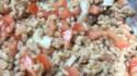 More pictures of Farro in Insalata alla Milanese (Italian Farro Salad)
