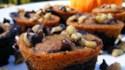 More pictures of Pumpkin Brownies