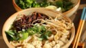 More pictures of Vegetarian Pho (Vietnamese Noodle Soup)