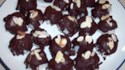More pictures of Almond Coconut Chocolate Cookie Balls