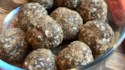 More pictures of Raw Vegan Gingerbread Balls