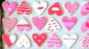 More pictures of Heart Cookies Decorated with Royal Icing