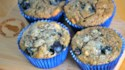 More pictures of Delicious and Nutritious Whole Wheat Banana and Blueberry Muffins
