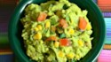 More pictures of Guacamole with Corn