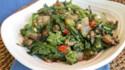 More pictures of Broccoli Rabe with Portobello Mushroom