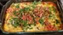 More pictures of Avocado Enchiladas