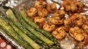 More pictures of Sheet Pan Lemon Butter Garlic Shrimp with Asparagus