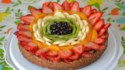 More pictures of Greek Yogurt Fruit Tart