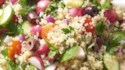 More pictures of Vegan Mediterranean Quinoa Salad