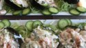 More pictures of Seafood Stuffed Avocados