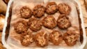 More pictures of German Chocolate Thumbprint Cookies