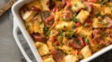 More pictures of Hillshire Farm® Smoked Sausage and Cheddar Overnight Bread Pudding