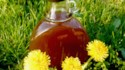More pictures of Dandelion Syrup