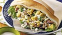 More pictures of Greek Pita Pockets
