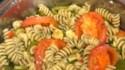 More pictures of Roasted Veggie Pesto Pasta Salad