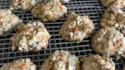 More pictures of Oatmeal Carrot Cookies