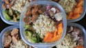 More pictures of Make-Ahead Sausage and Veggie Bowls