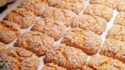 More pictures of Aunt Anne's Sesame Cookies