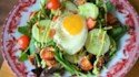 More pictures of Bacon and Egg Breakfast Salad with Avocado Dressing