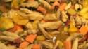 More pictures of Tajine de Poulet aux Carottes et Patates Douces (Chicken and Sweet Potato Tagine)
