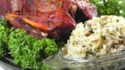 More pictures of Buckshot Duck with Wild and Brown Rice Stuffing