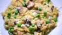 More pictures of Mushroom and Pea Orzotto