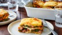 More pictures of Smoked Sausage, Pumpkin, and Collard Greens Lasagna