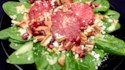 More pictures of Blood Orange and Spinach Salad with Jalapeno Vinaigrette