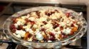 More pictures of Sausage, Bell Pepper, and Feta Polenta Casserole