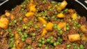 More pictures of Keema Aloo (Ground Beef and Potatoes)